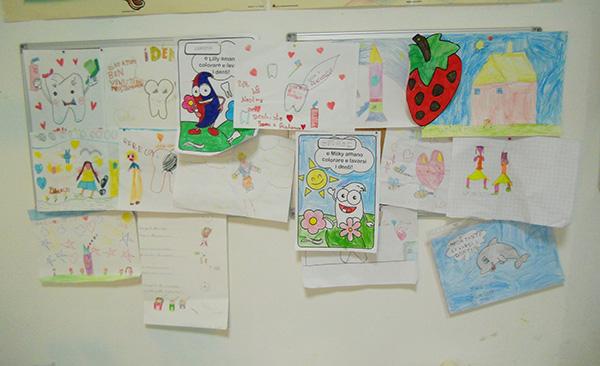 studio-dentistico-spello-ugoccioni-damiani-sedazione-cosciente-disegni-bambini
