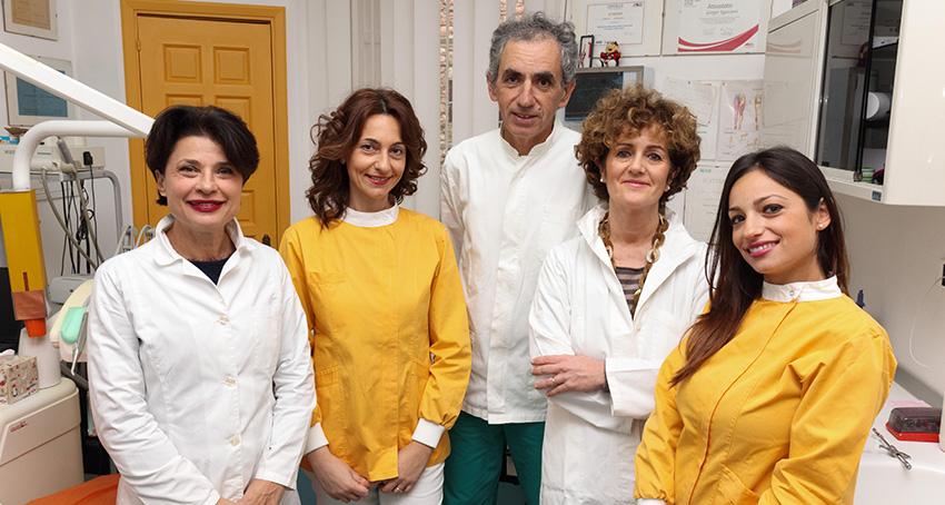 Studio Dentistico Foligno Spello Ugoccioni Damiani